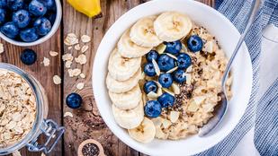 Szorulásra, éhségre, edzéshez, fogyáshoz: egyél reggel zabot! Jó lesz!
