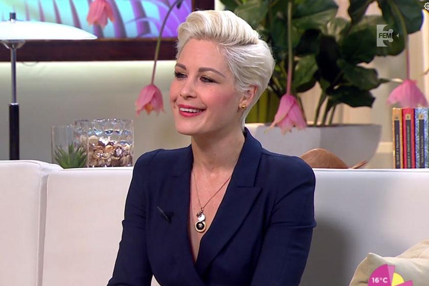 A TV2 csinos műsorvezetője elárulta, miért szakított a párjával