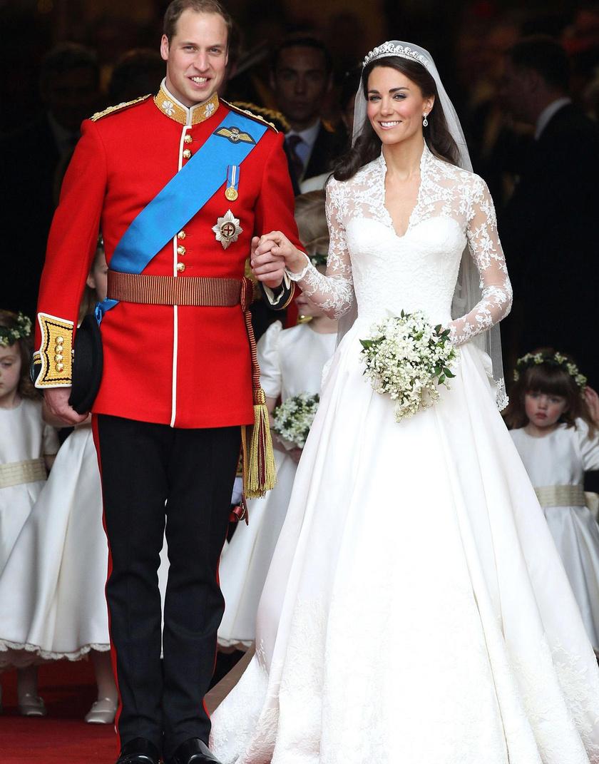 Katalin egyértelműen vitte a prímet: a szavazók majdnem 40 százaléka gondolta úgy, hogy az övé volt az eddigi legszebb ruha.