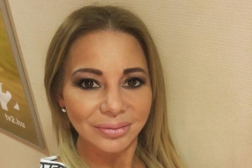 A magyar énekesnő férje 12 évvel fiatalabb – 10 év házasság bizonyítja szerelmüket