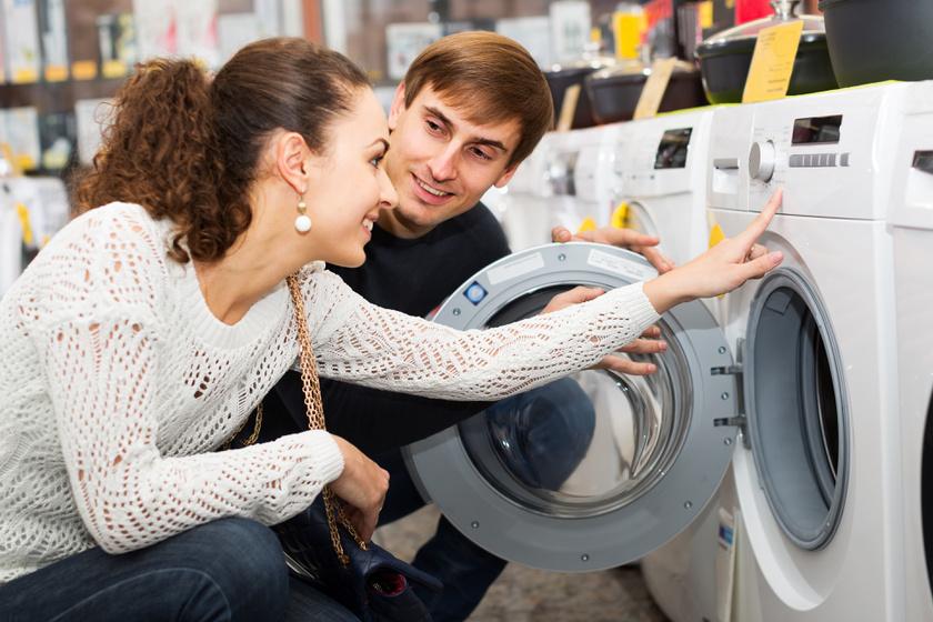 Rengeteg vizet és áramot spórolhatsz, ha így mosol: mutatjuk, hogyan állítsd be a mosógépedet