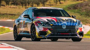 Így lett izgalmas autó egy Volkswagenből