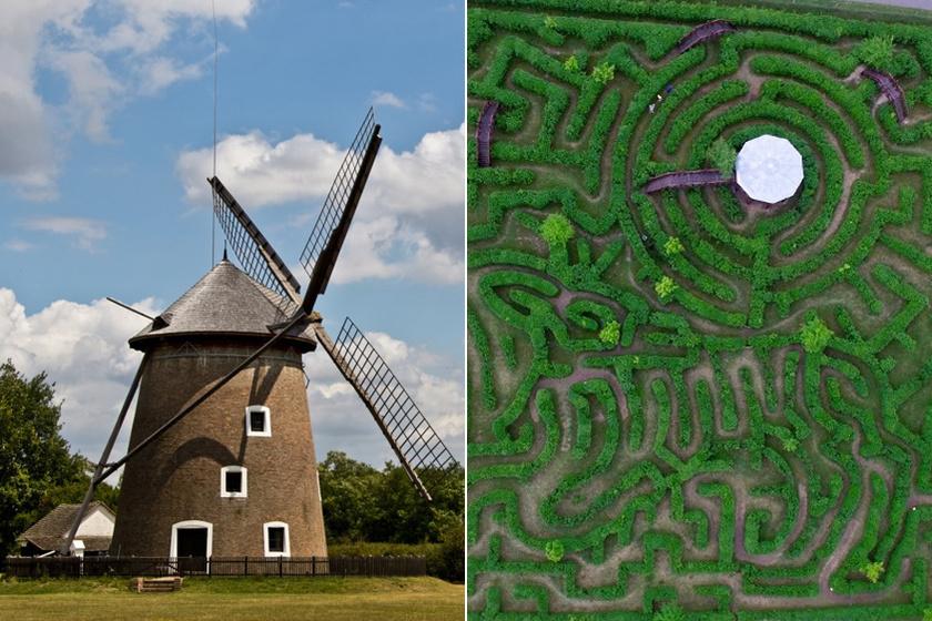 A világ 3. leghosszabb labirintusa magyar: te bolyongtál már benne?