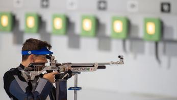 Pekler Zalán sportlövészetben lett ifjúsági olimpiai bajnok