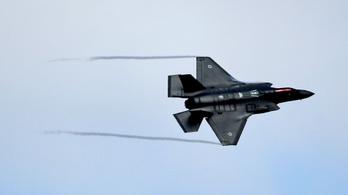 Felfüggesztették a méregdrága F-35 repülőprogramot