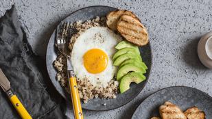 A tojás olyan egészséges, mint az anyatej