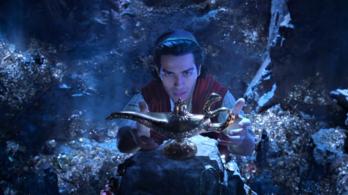 Nesze semmi fogd meg jól-teasert kapott Guy Richie Aladdinja