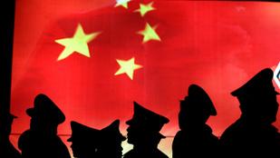 Kína megüzente: bárkit eltüntethetünk