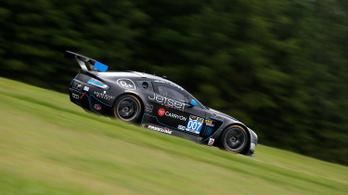 Beszáll Aston Martin a DTM-be, de a Hungaroringe már nem jönnek