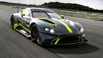 Mit keres az Aston Martin a DTM-ben?