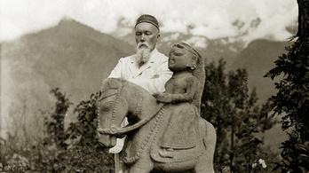 A botcsinálta szovjet kém, aki egy föld alatti királyságot keresett Tibetben, és Nobel-díjra jelölték érte