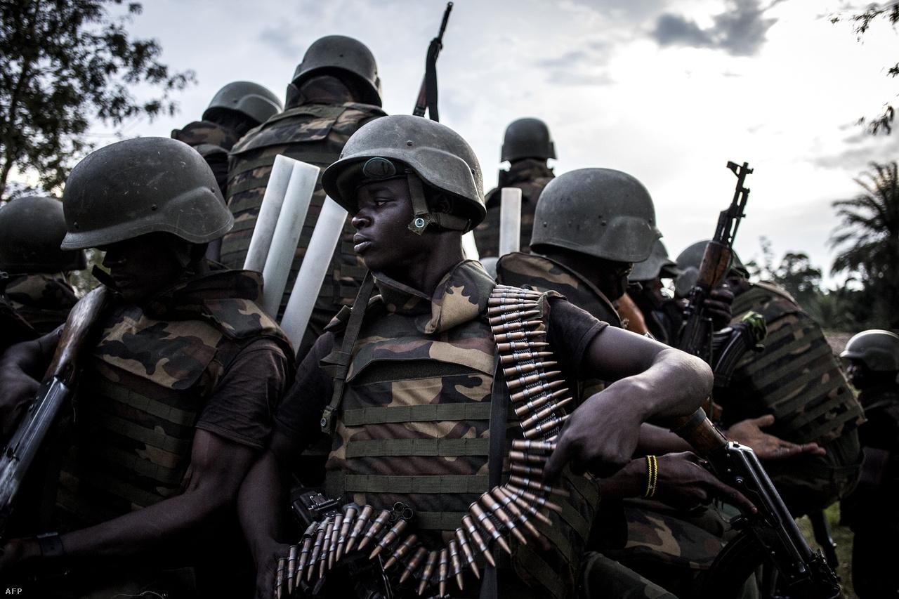 Katonák készülnek a harcokra, miután lövések dördültek Oicha közelében..A WHO aggodalommal követi a fejleményeket, de szakértői testülete nem ajánlotta a nemzetközi egészségügyi vészhelyzet kihirdetését. Rogert Steffen, a WHO vészhelyzeti bizottságának vezetője azonban hozzátette, fennáll a veszélye, hogy jelentősen súlyosbodhat a helyzet. A New York Times szerint szakértők attól is tartanak, hogy az észak-kivui lázadók kihasználnák, ha hivatalosan is egészségügyi vészhelyzetet hirdetnének. A WHO ezért már kérte az ENSZ BT-t, hogy küldjenek több békefenntartót a térségbe.