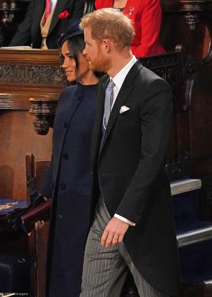 ura, Harry herceg nem hagyja ki a ceremóniát
