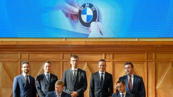 12,3 milliárd forinttal támogatja a kormány a debreceni BMW-beruházást