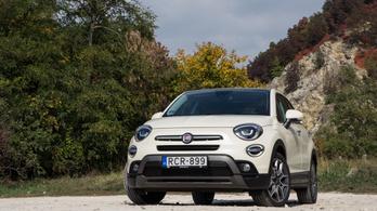 Bemutató: Fiat 500X 1,0 T3 – 2018.
