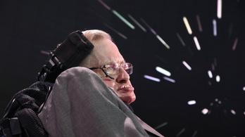 Publikálták Stephen Hawking utolsó tanulmányát