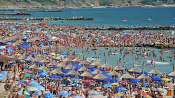 1 millió vendégből csak 16 ezret jelentettek be a román tengerparton