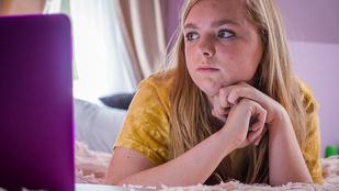 13 éves lánynak lenni igazi horror
