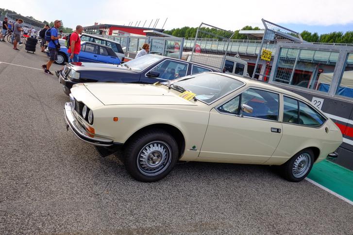 Alfetta GT, aminek erősen megy fel az ára