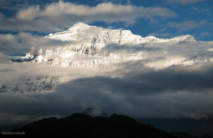 A Himalájához tartozó Gurdzsa-hegység