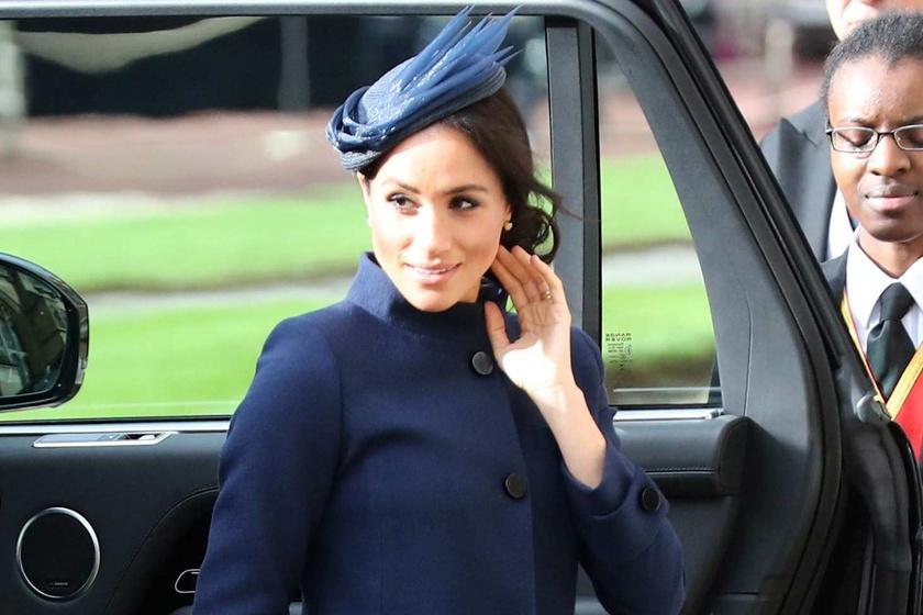 Meghan hercegné ruháját durván leszólták a rajongók - Szerintük pocsékul nézett ki benne