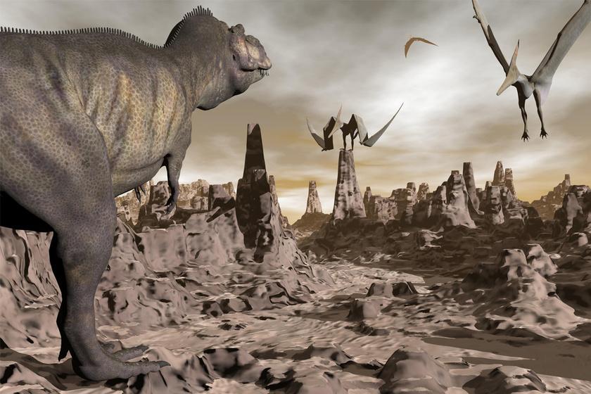 250 millió évvel ezelőtt, amikor a Pangea nevű, ősi szuperkontinens még létezett, dinoszauruszok jártak-keltek mindenütt. A permi földtörténeti időszak végén azonban a Föld élőlényeinek 90%-a kihalt vízen és földön egyaránt. Vulkánkitörések, oxigénszint-csökkenés, a szén-dioxid mérgező szintű jelenléte? Senki sem tudja, mi történt, de ez az esemény teljes joggal foglal helyet ezen apokalipszis-lista élén.