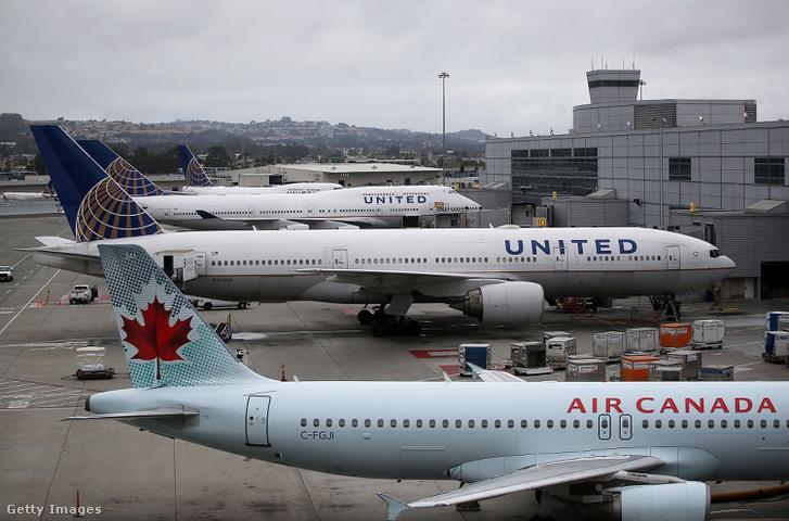 San Francisco Nemzetközi Repülőtér