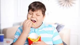 A gyermekkori túlsúly egy életre tönkretehet
