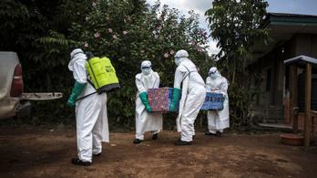 Újra itt az ebola, egy ENSZ-alkalmazott is megfertőződött