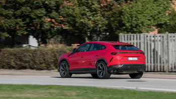 Vajon felborul a legmagasabb Lamborghini?