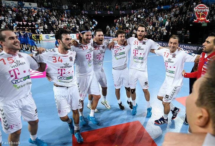 Telekom Veszprém - Montpellier HB mérkőzés végeredménye 30-29