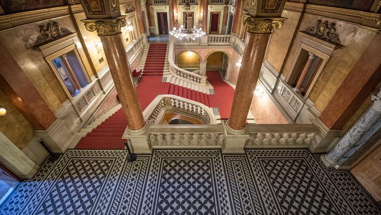 Azért épült ide az Operaház, mert itt volt a legolcsóbb a telek