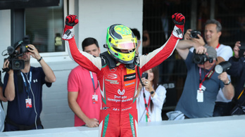 Mick Schumacher a Forma-3 bajnoka