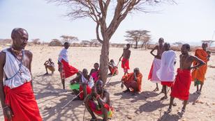 Ez történik, ha afrikai őslakosok két hétig gyorskaján élnek