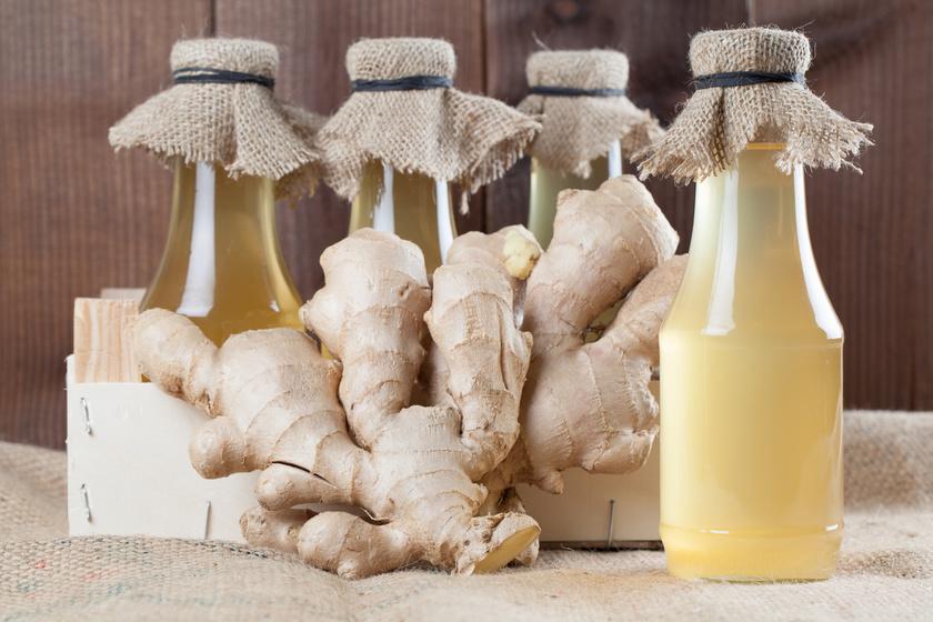 Házi gyömbérszörp bevált családi receptje: tökéletes immunerősítő