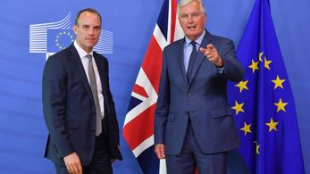 Brexit: befuccsoltak a tárgyalások