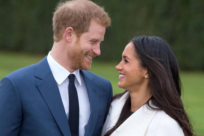 Meghan hercegné kisbabát vár - Most jelentette be a palota