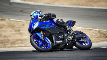 Formailag is felnőtt a Yamaha YZF-R3