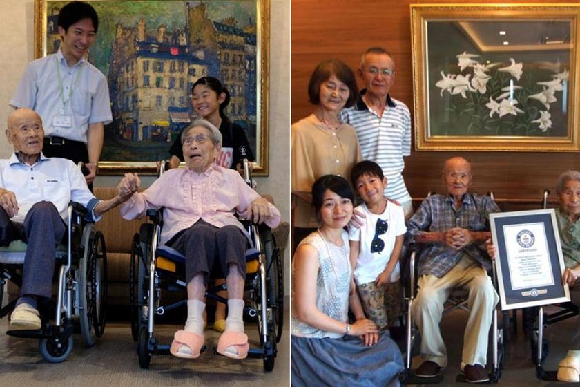 100 éves a feleség, 108 éves a férj: a nő elmondja, miért vannak még mindig együtt