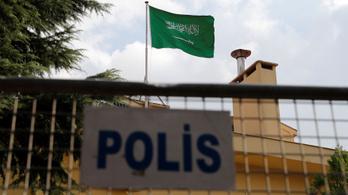 Hétfőn vizsgálhatják át a szaúdi konzulátust a törökök