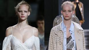 Tavaly érettségizett gyöngyösi lány szerepelt a Burberry divatbemutatóján