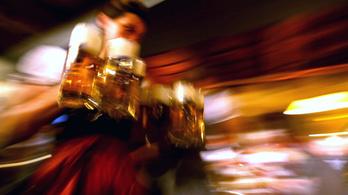 Addig igyon sört, amíg még telik rá!