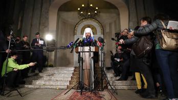 Egyházszakadás élőben: megszakítja kapcsolatait az orosz ortodox egyház a konstantinápolyi patriarkátussal