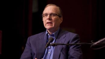 Meghalt a Microsoft-társalapító Paul Allen