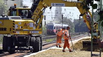 Késések várhatóak a Budapest-Hatvan-Miskolc vonalon