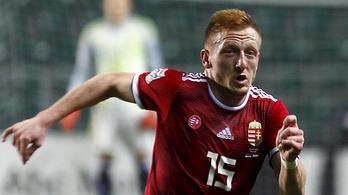 Kleinheisler száján kiszaladt egy jó adag Duna menti futballkultúra