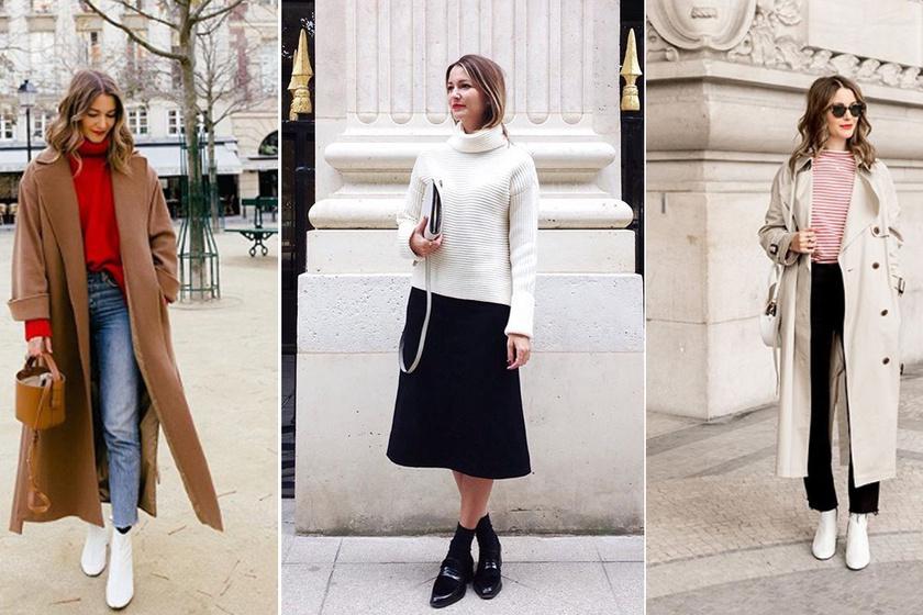 A párizsi nő, akinek stílusáért az egész Pinterest odavan - Lesd el tőle a franciás sikk fortélyait