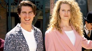 Nicole Kidman szerint Tom Cruise-zal kötött házassága mentette meg a szexuális zaklatásoktól