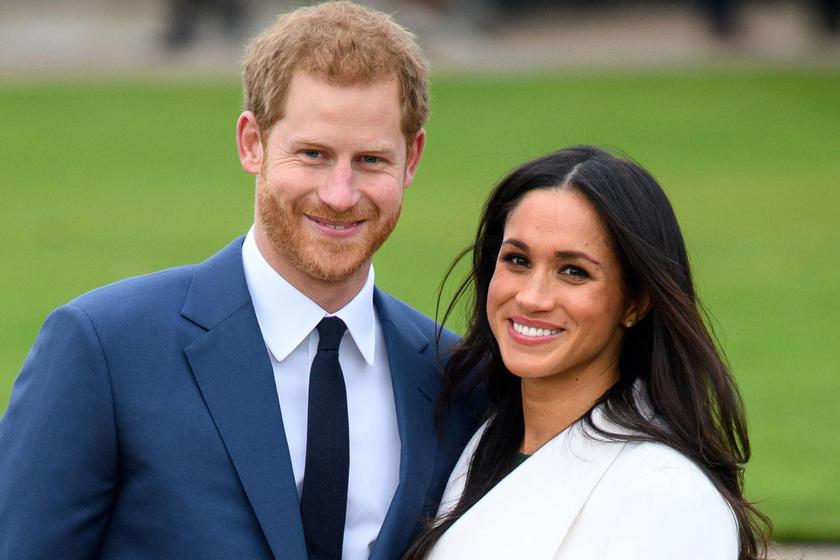 Így néz ki majd Harry és Meghan gyereke - A fotót szakértők alkották meg