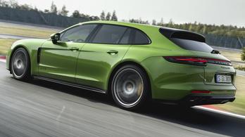 Itt az új Porsche, a Panamera GTS